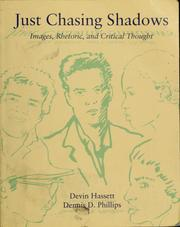 Cover of: Just Chasing Shadows | Hasset-Phillips