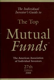 Cover of: The Individual investor