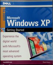 Cover of: Microsoft Windows XP