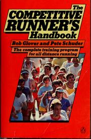 Cover of: The competitive runner's handbook