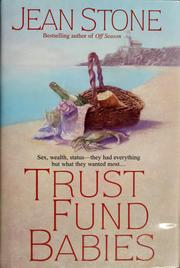Cover of: Trust fund babies | Jean Stone