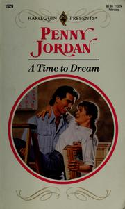 Cover of: A Time to Dream