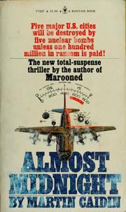 Cover of: Almost Midnight