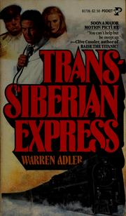 Cover of: Trans-Siberian Express