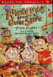 Cover of: Food fight!