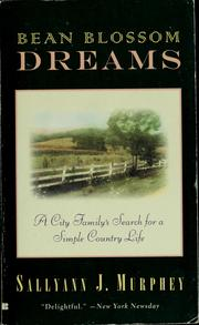 Cover of: Bean blossom dreams