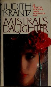 Cover of: Mistral's daughter