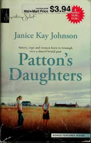 Cover of: Patton's daughters