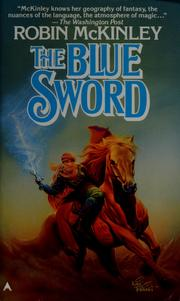 Cover of: The blue sword