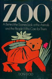 Cover of: Zoo | Don Gold