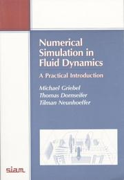 Cover of: Numerical simulation in fluid dynamics