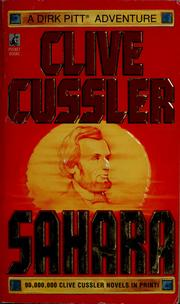 Cover of: Sahara by Clive Cussler