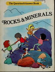 Cover of: Rocks & minerals | Elizabeth Marcus