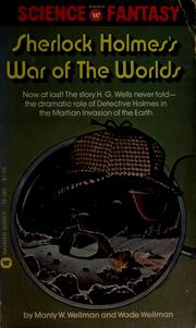 Cover of: Sherlock Holmes's war of the worlds