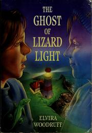 Cover of: The ghost of Lizard Light