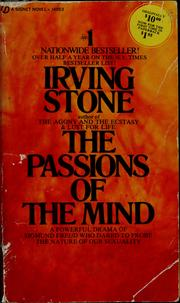 Cover of: The passions of the mind