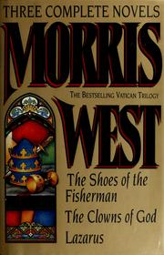 Cover of: Three complete novels