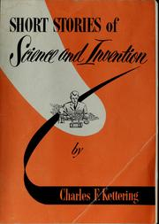 Cover of: Short stories of science and invention