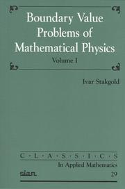 Boundary Value Problems of Mathematical Physics 2 Volume Set