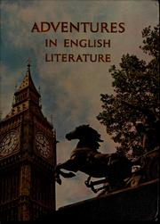 Cover of: Adventures in English literature | Paul McCormick