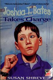 Cover of: Joshua T. Bates takes charge