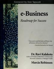 Cover of: E-Business