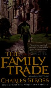 Cover of: The family trade