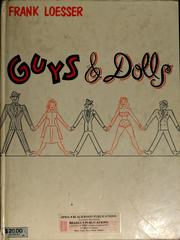 Cover of: Guys & dolls | Frank Loesser