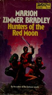 Cover of: Hunters of the red moon | Marion Zimmer Bradley