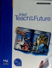 Cover of: Intel teach to the future | Ireland. National Centre for Technology in Education