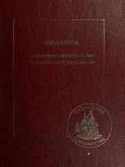 Cover of: Ostrander