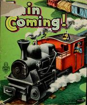 Cover of: Train coming!