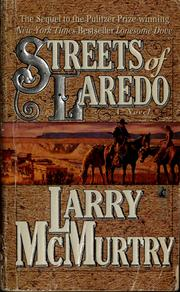 Cover of: Streets of Laredo