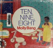 Cover of: Ten, nine, eight | Molly Bang