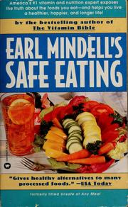 Cover of: Earl Mindell