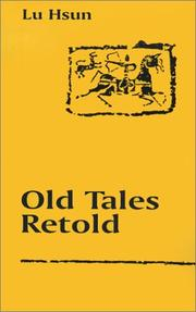 Cover of: Old Tales Retold