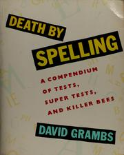 Death by spelling by David Grambs