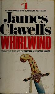 Cover of: James Clavell's Whirlwind