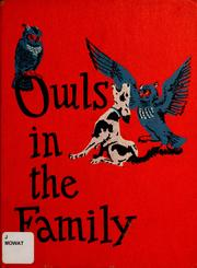 Cover of: Owls in the Family | Farley Mowat