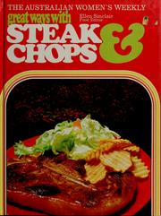 Cover of: Great ways with steak & chops | Ellen Sinclair
