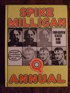 Cover of: The Q Annual: Spike Milligan