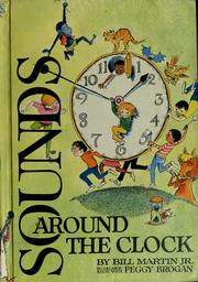 Cover of: Sounds around the clock