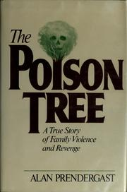 Cover of: The poison tree | Alan Prendergast