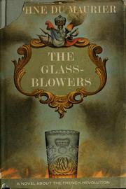 Cover of: The glass-blowers