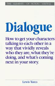 Cover of: Dialogue