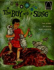 Cover of: The boy with a sling