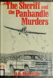Cover of: The sheriff and the panhandle murders