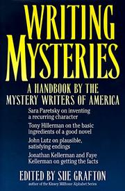 Cover of: Writing Mysteries: A Handbook by the Mystery Writers of America (Genre Writing Series)