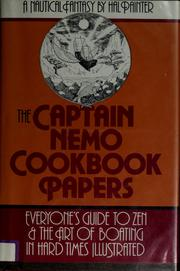 Cover of: The Captain Nemo cookbook papers | Hal Painter