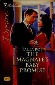 Cover of: The magnate's baby promise